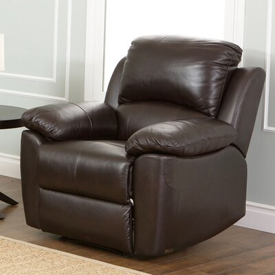 Blackmoor Leather Recliner
