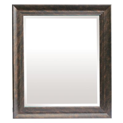 Rectangle Framed Wall Mirror