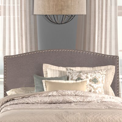 Harleigh Upholstered Panel Headboard Size: King