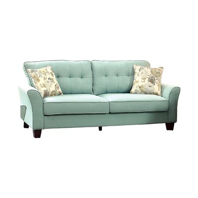 Mcneely Sofa Upholstery: Blue