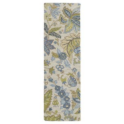 Azaria Bali Area Rug Rug Size: Rectangle 76 x 9