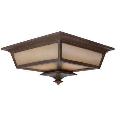 Glenmont 1-Light Flush Mount
