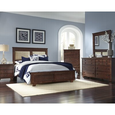 Diego Upholstered Headboard Size: King