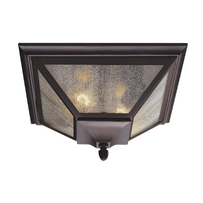 Clairsville 2-Light Flush Mount