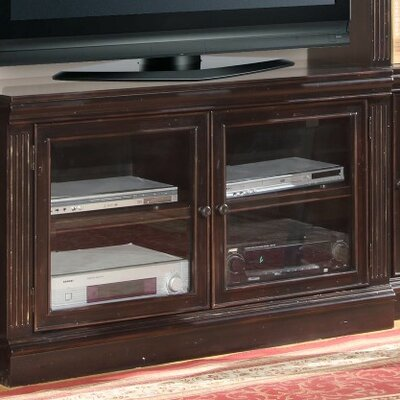 Callingwood Full Entertainment Center with Ladder