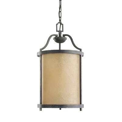 Bale 1-Light Foyer Pendant