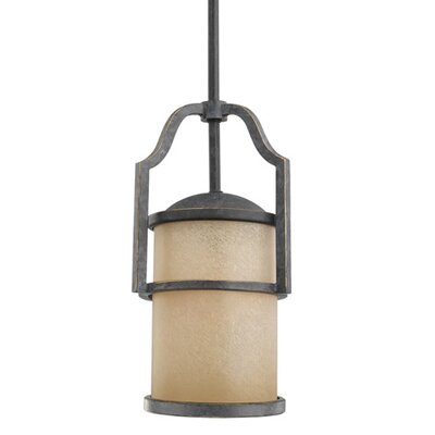 Bale 1-Light Mini Pendant