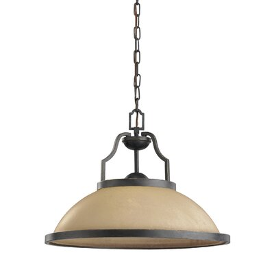 Bale 1-Light Inverted Pendant