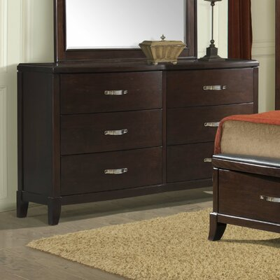 Mcduffie 6 Drawer Dresser