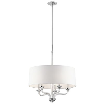 Bourbon 5-Light Drum Chandelier