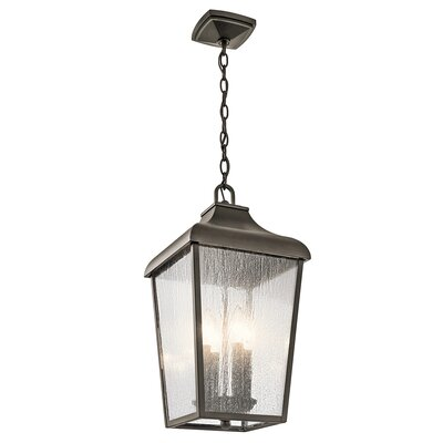 Harpole 4-Light Foyer Pendant