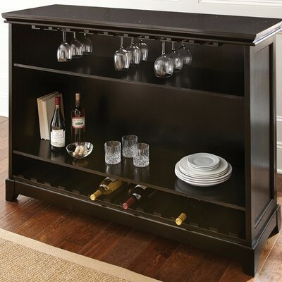 Groveland Bar with Wine Storage