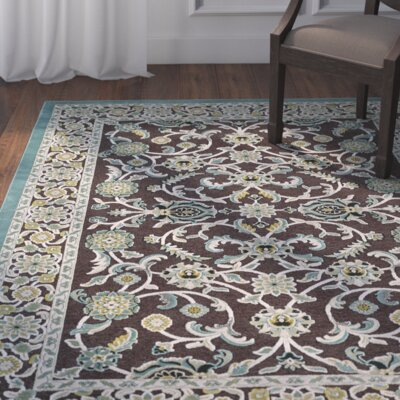 Nilsen Brown Area Rug