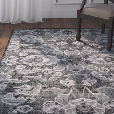Benton Gray Area Rug