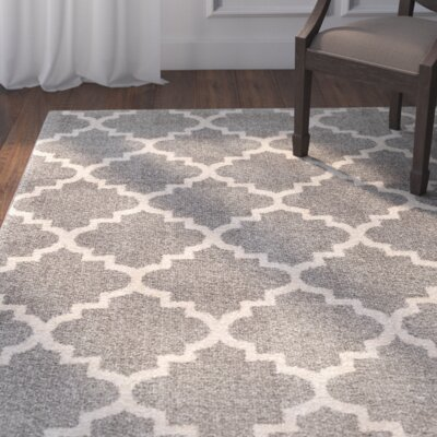 Decatur Gray/Ivory Area Rug