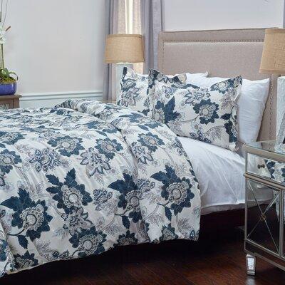 Haynesville 3 Piece Comforter Set Size: King