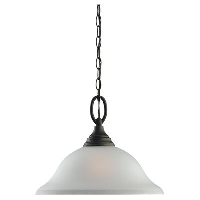 Busti 1-Light Pendant Lighting Type: Non-Energy Star, Finish: Heirloom Bronze