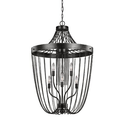 Rebekah 6-Light Foyer Pendant