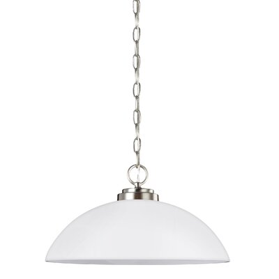 Gaskell 1-Light Inverted Pendant