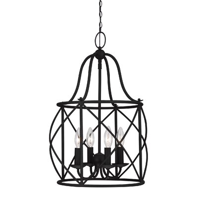 Cottingham 4-Light Foyer Pendant