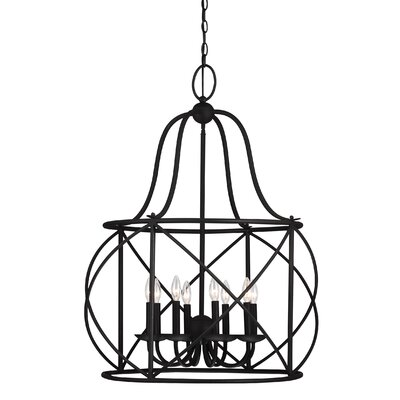 Cottingham 8-Light Foyer Pendant