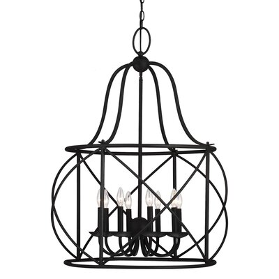 Cottingham 8-Light Foyer Lantern Pendant