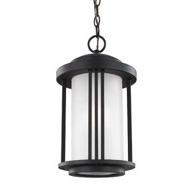 Dunkley 1-Light Outdoor Pendant