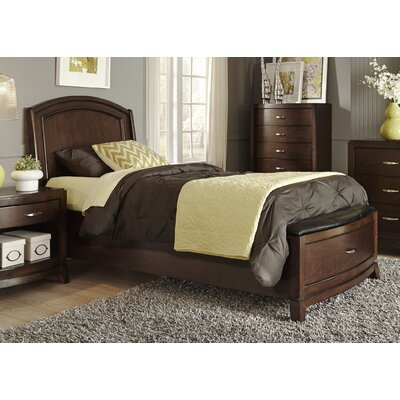 Loveryk Upholstered Panel Bed