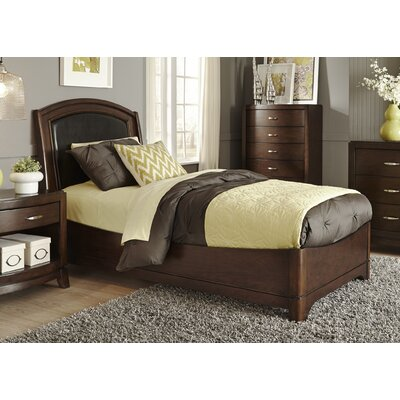 Loveryk Upholstered Platform Bed