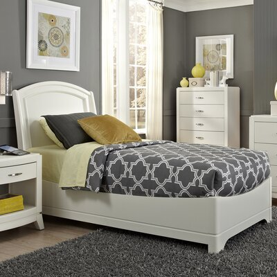 Loveryk Platform Bed