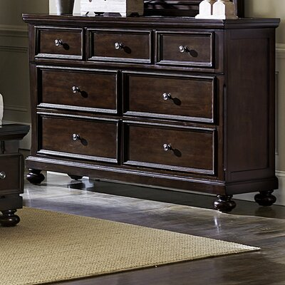 Colston 7 Drawer Double Dresser