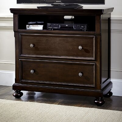 Colston 2 Drawer Media Chest