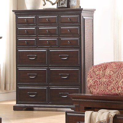 Plumcreek 5 Drawer Chest