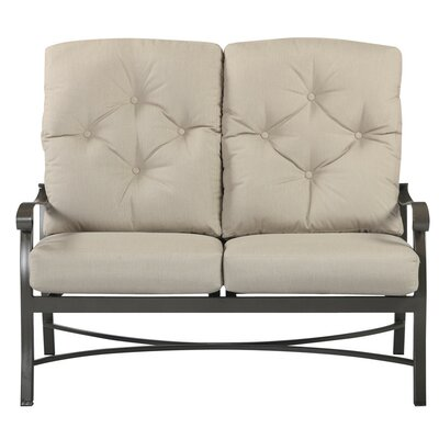 Waterville Sunbrella Loveseat with Cushions
