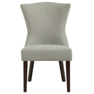 Williston Side Chair Upholstery: Coffee