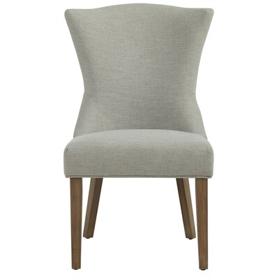 Williston Side Chair Upholstery: Natural