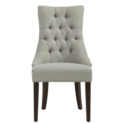 Williston Side Chair Finish: Coffee