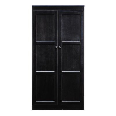 Fellers 2 Door Storage Cabinet Finish: Espresso