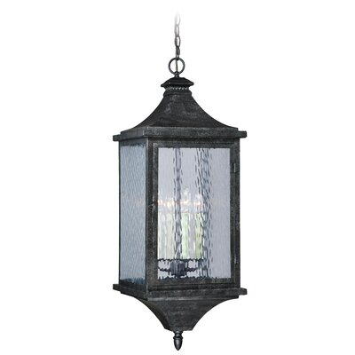Wilhelmina 4-Light Foyer Pendant
