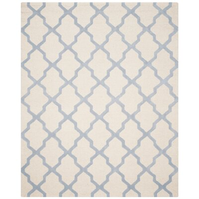 Parker Lane Hand Tufted Beige/Gray Area Rug