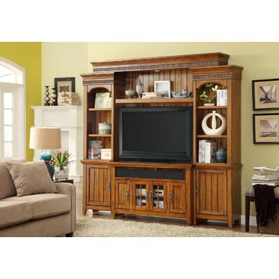 Fenland Entertainment Center with 50 Console