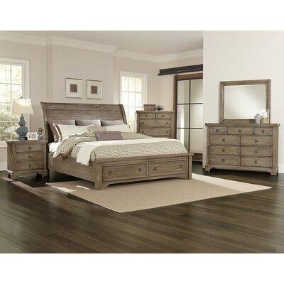 Brookhill Sleigh Customizable Bedroom Set