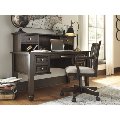 Popular Writing Desk Hutch Chair Set Product Photo