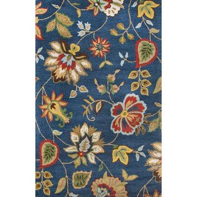 Gradall Hand-Tufted Multi-Colored Area Rug