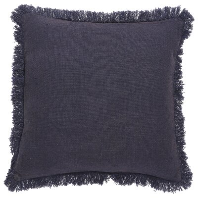 Graham Cotton Throw Pillow Color: Bungee Cord
