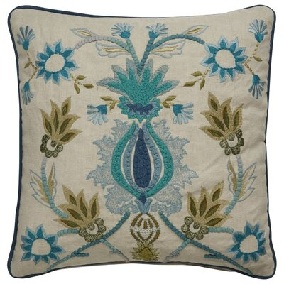 Greenmeadow Tribal Pattern Cotton Throw Pillow