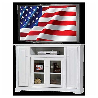 Blackwelder 60 TV Stand Color: Bright White