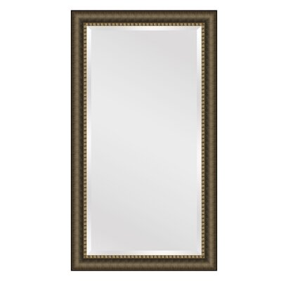 Rectangle Brown Wall Mirror