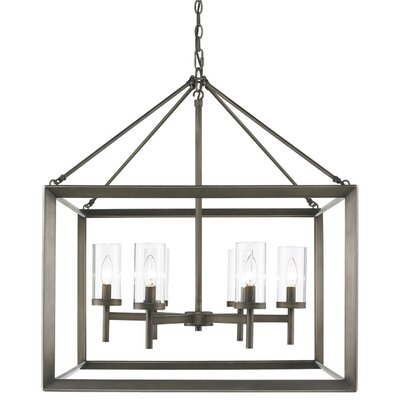 Ginsberg 6-Light Foyer Pendant