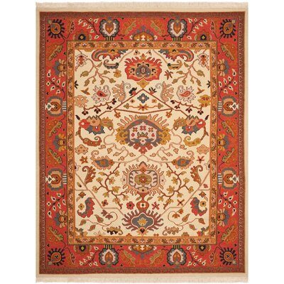 Linwood Handmade Area Rug Rug Size: Rectangle 6 x 9